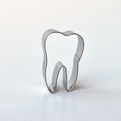 Ausstecher Ausstechform Zahn 5,5 cm Edelstahl 109