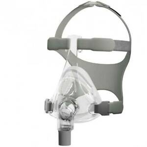 Fisher and Paykel Full Face CPAP/BiPAP Mask (Small) - Brand New
