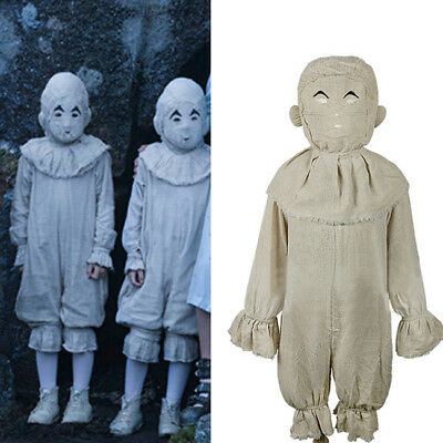 US!KidsMiss Peregrine's Home for Peculiar Children Grimace Twins Cosplay Costume