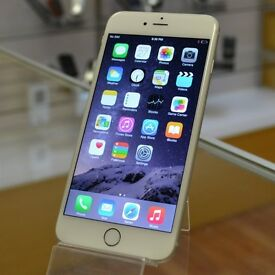 APPLE IPHONE 6 - 16GB - WHITE AND SILVER - CONTACT US NOW