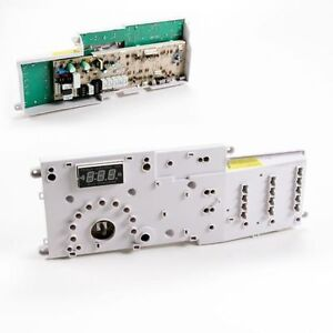 WH12X104Front-Load Washer Main Control Board/User Interface Ctrl