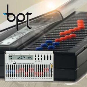 Bpt termoprogram autos post for Cronotermostato bpt 124