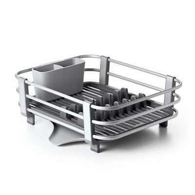 Oxo Good Grips Large Aluminum Kitchen Sink Dish Rack Drying