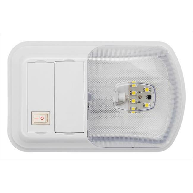 AP PRODUCTS 016BL3002 Interior Single LED Dome Light