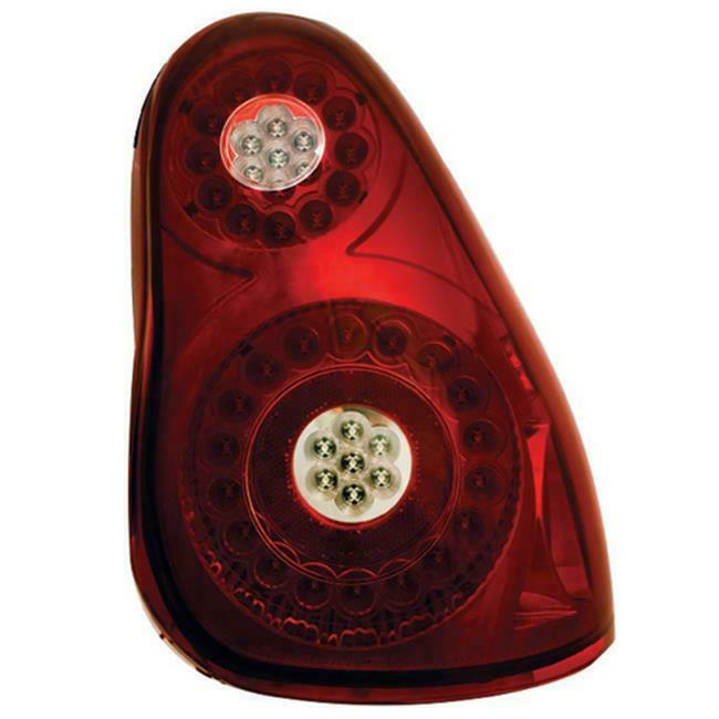 IPCW LEDT-344CR Chevrolet Monte Carlo 2000 - 2005 Tail Lamps LED Ruby Red