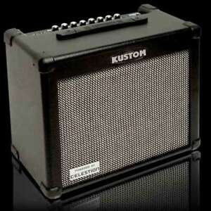 Kustom Guitar amp Dual 30RC Celestion Tube 10inch(sell/trade)