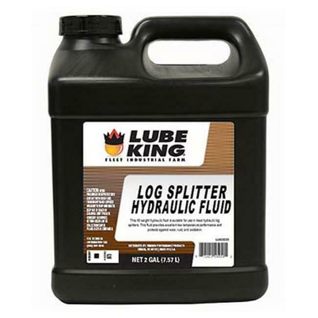 Lube King LU02322G Log Splitter Hydraulic Fluid Oil 2 Gallon