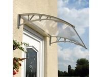 Easy-Fit Door Canopy - Protection from the rain and the elements