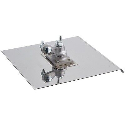Kraft Tool Walking Concrete Edger Stainless Steel 10 X 10