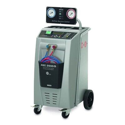 WAECO ASC 2500G Low Emission Air Conditioning Service Machine Suitable for R134a