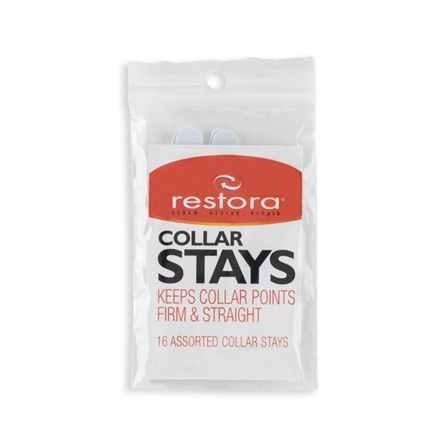 Restora Collar Stays - Assorted Pack of 16
