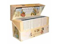 peter rabbit genuine book collection