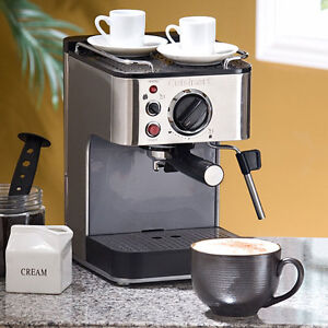 Cuisinart EM-100C Espresso Maker (new in-box)