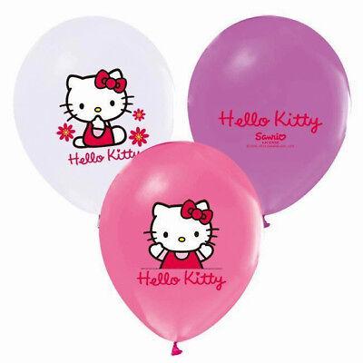 Hello Kitty Luftballon Babyparty Bebek Sekeri Deko Geburtstag Girlande Babyparty ()