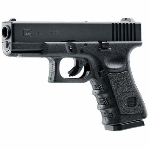 UMAREX Licensed GLOCK 19 Gen3 Co2 Power Non-Blowback .177 BB Air Pistol 2255200