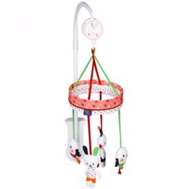 Red Kite Cotton Tails Musical Mobile.