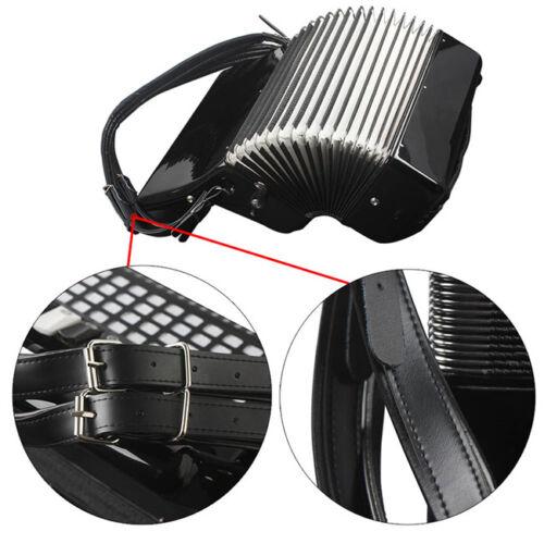 96-120 Bass Akkordeon Schulterriemen Akkordeongurte Accordion Belts Straps