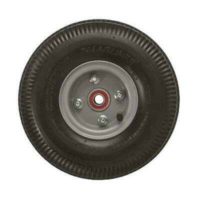 Magliner 121060 Pneumatic Hand Track Wheel - 10 X 3.5 In.