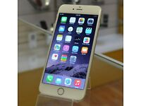 APPLE IPHONE 6 FOR SALE - 16GB - WHITE & SILVER - UNLOCKED - NEW
