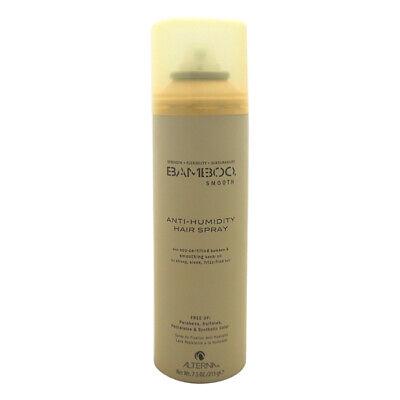 Alterna Bamboo Smooth Anti Humidity Hair Spray 7.5 oz
