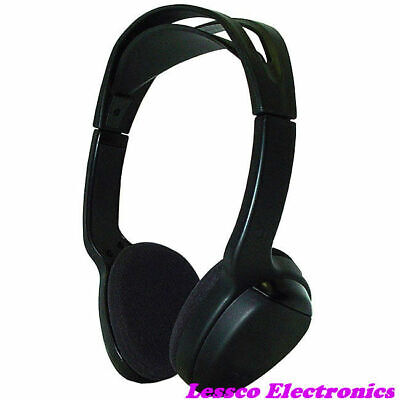 Accele ZHIR22 Infrared Wireless Stereo Dual Channel Headphones  Dual Channel Infrared Stereo Headphones