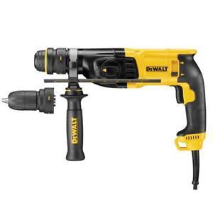 DeWALT-SDS-Plus-martello-combinato-D25134K-800W-incl