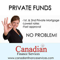 Get private funds directly from Lender