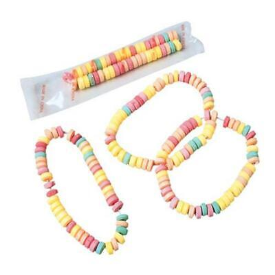 US Toy Company CA123 Neon Candy Necklaces-24-Bx - $34.06