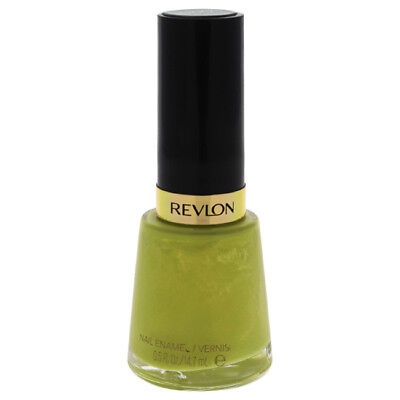 Nail Enamel     560 Zealous By Revlon For Women   0 5 Oz Nail Polish