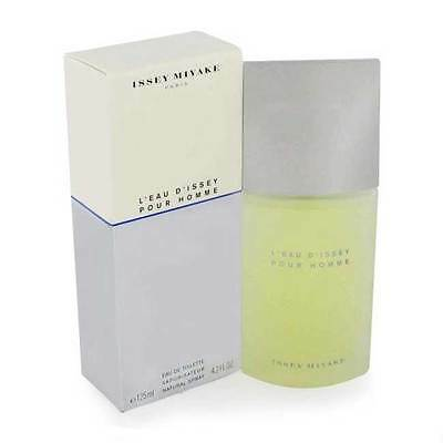 L'EAU D'ISSEY by ISSEY MIYAKE 4.2 oz EDT Spray Cologne for Men NIB on Rummage