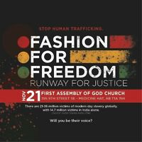 CLOTHING SALE AND FASHION SHOW NOV 21 at FIRST ASSEMBLY
