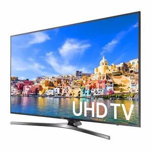 "LED 65"" UHD 4K Smart Samsung ( UN65KU7000 )"