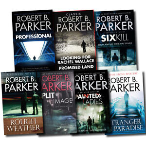 Spenser-Mystery-Jesse-Stone-Collection-8-Titles-in-7-Books-Set-Robert-B-Parker