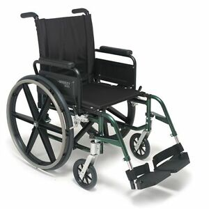 Breezy 600 Adult Wheelchair with Gel Cushion