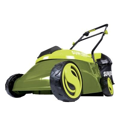 Lawn Mower Electric Cordless Battery Operated Powered Machine Best Mowers SunJoe
