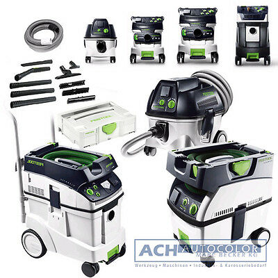 festool absaugmobil ctl mini cleantec staubsauger nr. Black Bedroom Furniture Sets. Home Design Ideas