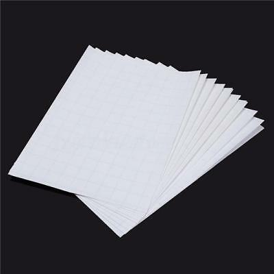 5x A4 Heat Transfer T-shirt Laserinkjet Iron-on Paper For Darklight Fabric H