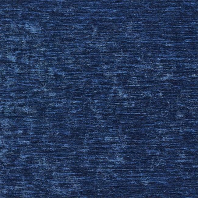 Designer Fabrics K0150M 54 in. Wide Blue Solid Shiny Woven Velvet Upholstery ...