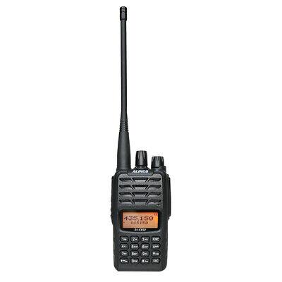ALINCO DJ-VX-50-HE - Amateurfunk Transceiver 2m/70cm mit IP-67 Gehäuse