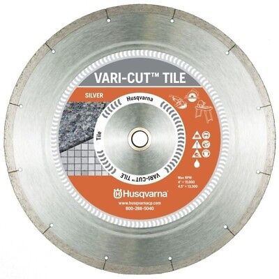 (Husqvarna Vari-Cut 7-inch Ceramic Tile Saw Blade)