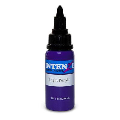 Intenze Light (Light Purple - Intenze Tattoo Ink - Pick Your)