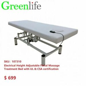 Greenlife Etobicoke Electric Massage Facial Tattoo Bed Table$699