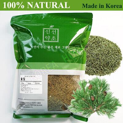100% Natural Pine Needle 600g (21.1oz) Medicinal Korean Herb Dried Bulk Herb 솔잎