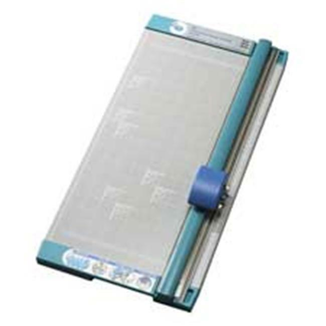 Carl Manufacturing CUI12218 Professional Rotary Trimmer- Cuts 10 Sheets- 18in...