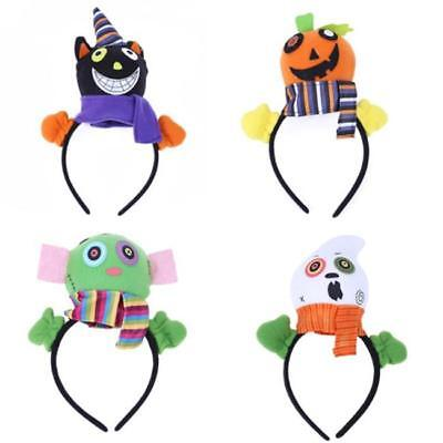 Halloween Headbands For Kids (Halloween Hairband headband Party Fancy Dress for Adult Child Gift Decoration)