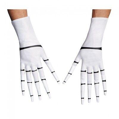 Disney's The Nightmare Before Christmas Jack Skellington Adult Gloves | Disguise