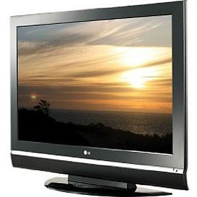 "LG 42PC5DC 42"" Plasma HDTV broken screen"