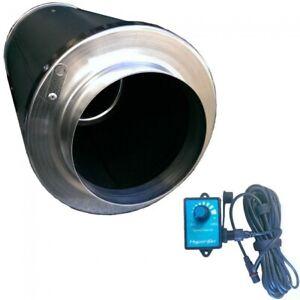 Phresh Silenced Hyper Fan 150mm (Speed Controller Included) Jandakot Cockburn Area Preview