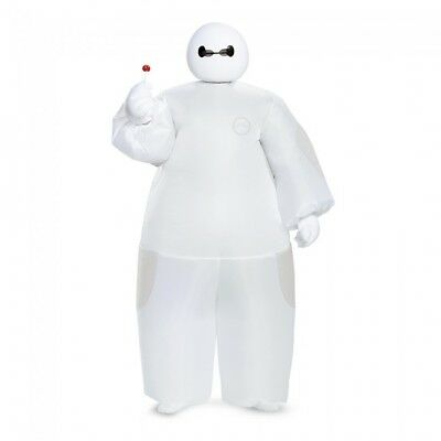 Disguise Big Hero 6 White Baymax Inflatable Child - Baymax Halloween Kostüme
