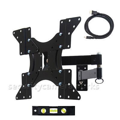 Tilt Swivel LED LCD TV Wall Mount 32 39 40 42 46 47 48 50